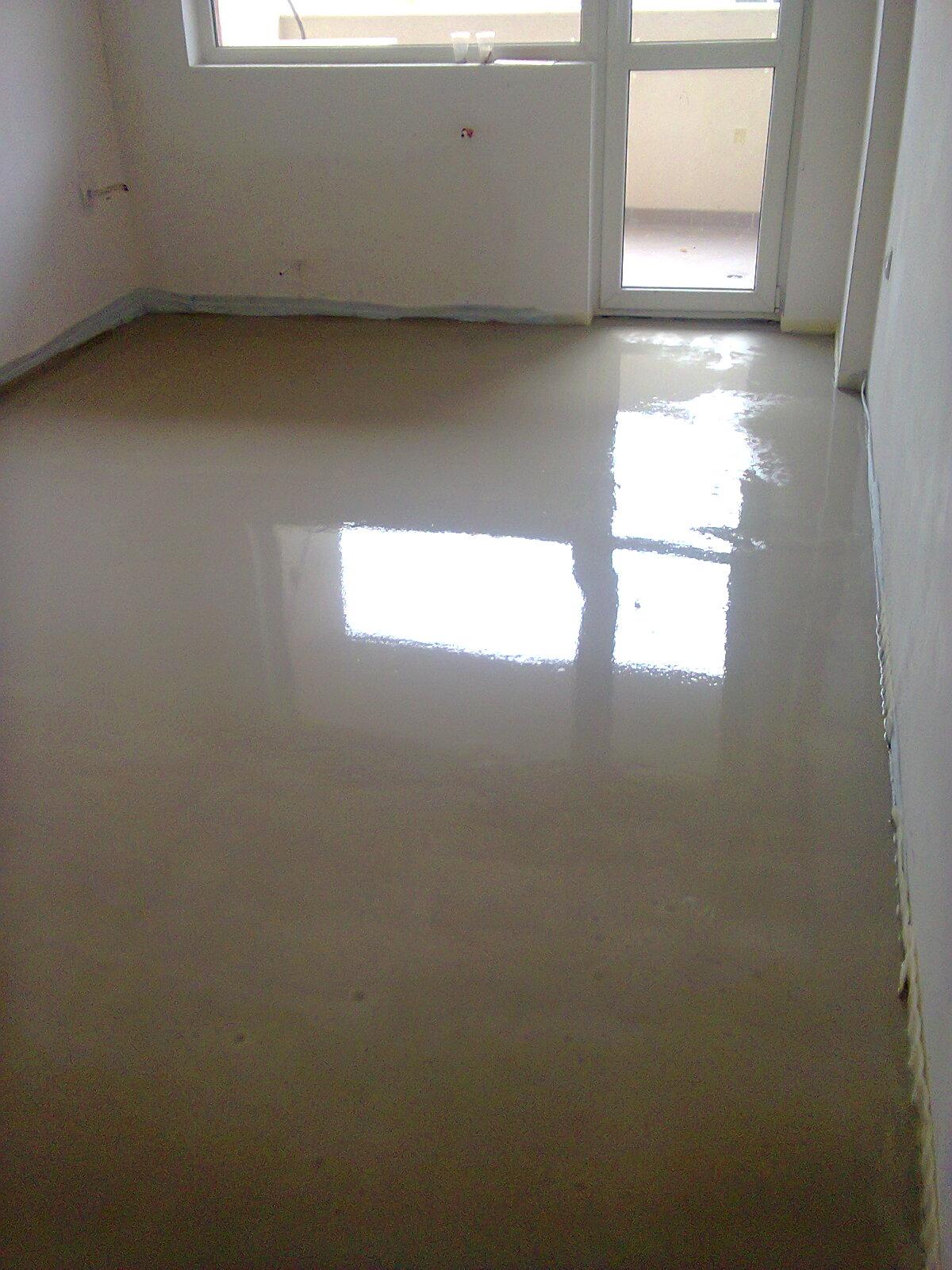 подготовка на пода преди естествен паркет
